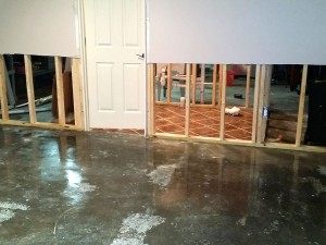 basement water damage glen burnie md