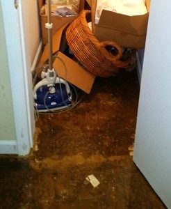 flood damage Odenton MD