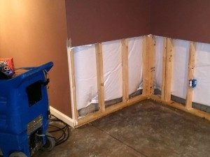 water damage Odenton MD